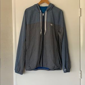 Men's Adiddas Rain Jacket